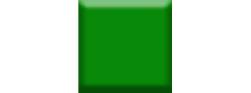 Green nail art products