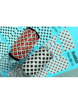 3D Нeart sticker №143