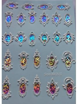 3D Jewelr sticke №29
