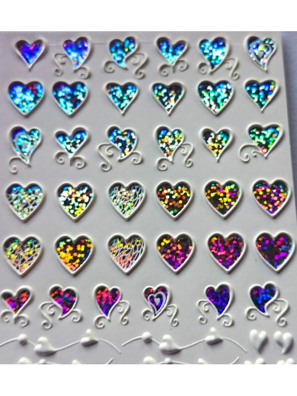 3D Jewelry sticker №55