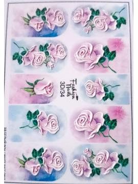 3D sticker №34