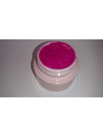 4D UV Magenta  Plastiline Sculpture Lace Gel, 8 ml