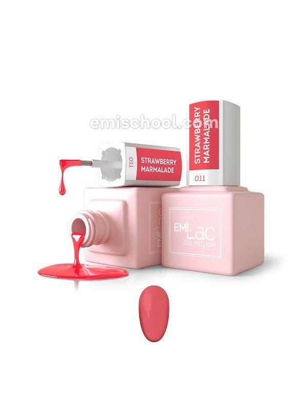 E.MiLac Strawberry Marmalade №11, 9 ml