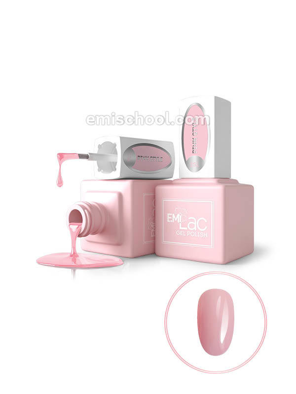 E.MiLac Pink Style №251, 9 ml