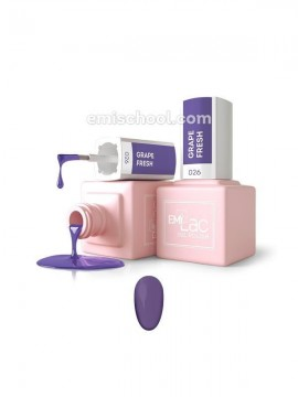 E.MiLac Grape Fresh №26, 9 ml