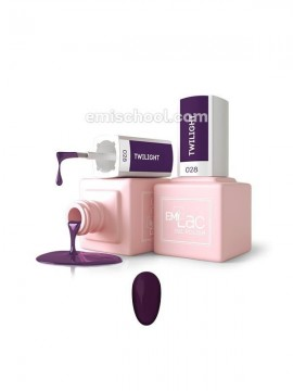 E.MiLac Twilight №28, 9 ml