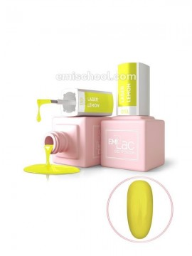 E.MiLac Laser Lemon №51, 9 ml