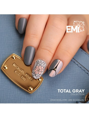 Set Empasta Total Gray