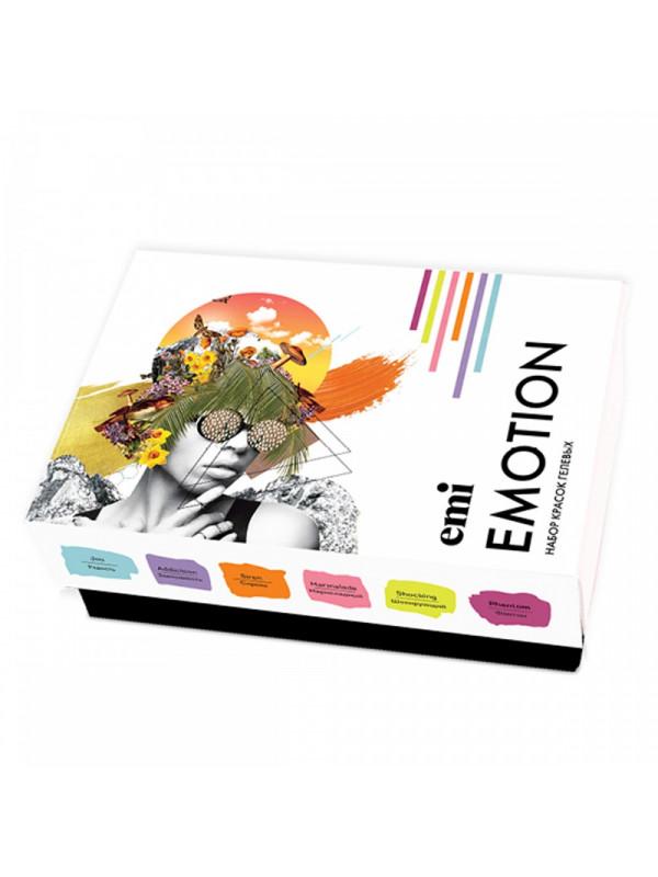 E.Mi Emotion gel paint set