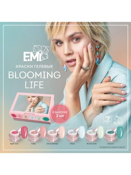 E.Mi set Blooming Life