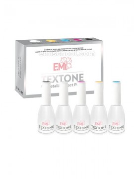 Textone Set E.Mi 5 colors