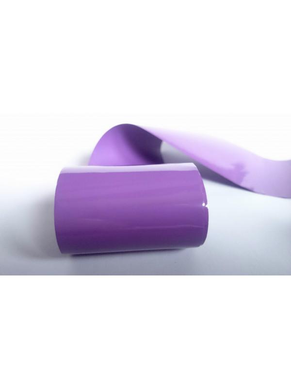 """Purple Foils for """"Crackled"""" Effect"""