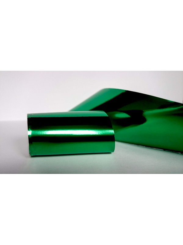 Green Metallic  Foils for Casting