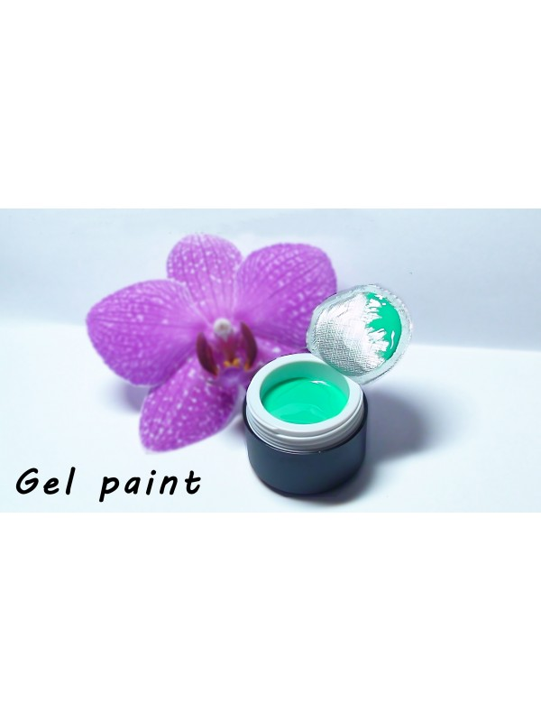 Turqouise Gel Paint 5 ml