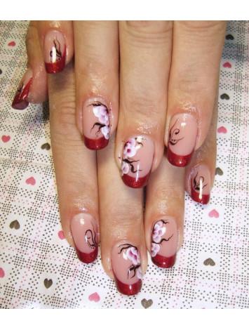 Cherry pearl Gel Paint 5 ml