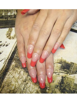 Coral Gel Paint 5 ml