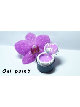 Purple Gel Paint 5 ml