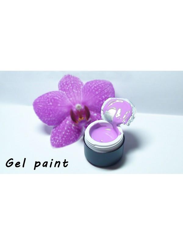 Purple Gel Paint 5 ml