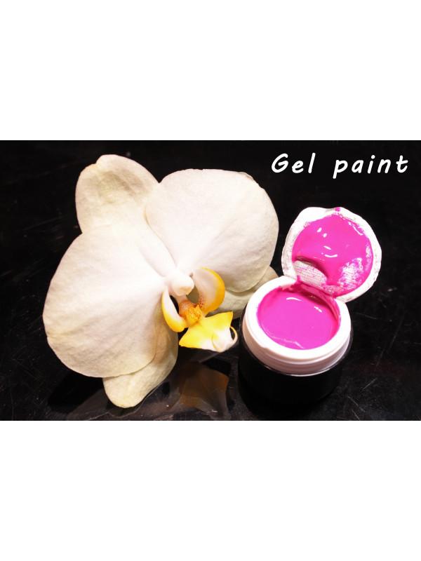 Fucsia Gel Paint 5 ml