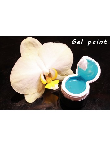 Mint Gel Paint 5 ml