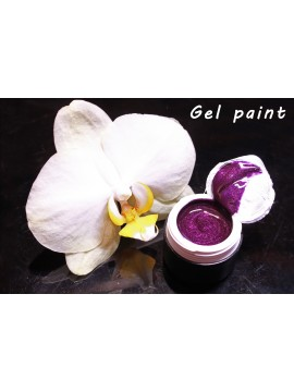 Violet Gel Paint 5 ml