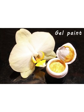 Gold pearl Gel Paint 5 ml