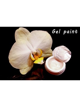 White Pearl Gel Paint 5 ml