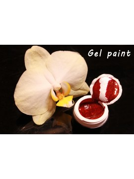Cherry pearl Gel Paint 5 ml