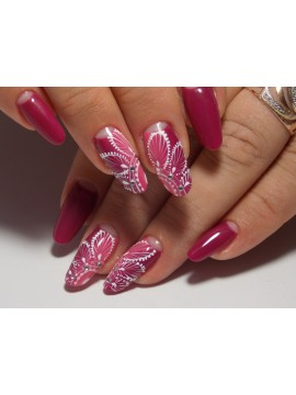 Pink Gel Paint 5 ml
