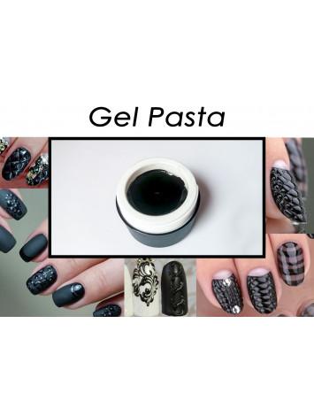 3D Back Gel Pasta for Volume Textures