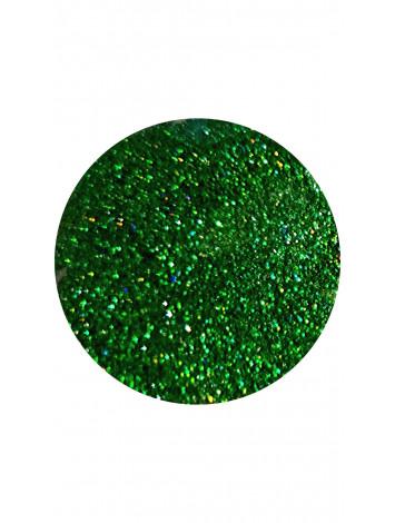 Green Holo Ultra Fine Glitters, 5g  №15