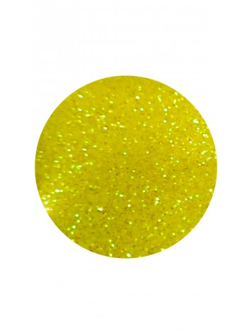 Yellow Mirror Glitters, 5g  №16
