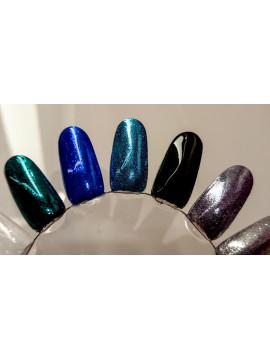 Silver Metallic Mirror Ultra Fine Glitters, 5g