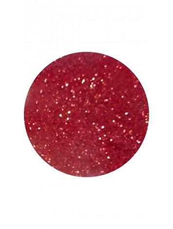Red-Pink Mirror Glitters, 5g  №26