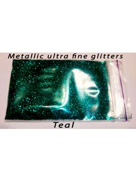 Green Metallic Mirror Ultra Fine Glitters, 5g