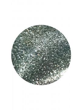 Silver Metallic Mirror Glitters, 5g  №33