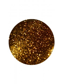 Brass Metallic Mirror Glitters, 5g №35