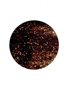 Brown Metallic Mirror Glitters, 5g №36