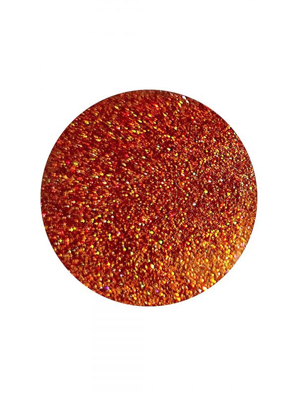 Orange Holo Ultra Fine Glitters, 5g  №6