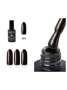 Grattol Opal gel polish №11, 9 ml