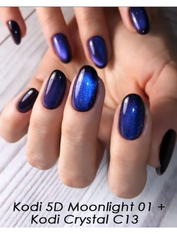 Kodi 5d gel polish №01