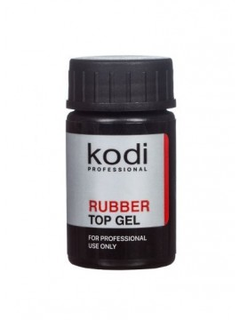 Kodi Rubber Top Coat , 14 ml