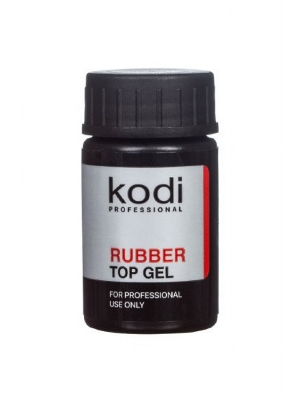 Kodi Rubber Top Coat , 14 ml