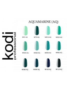 Aquamarine Kodi Gel Polish,  8 ml