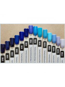 Blue  Kodi Gel Polish,  8 ml