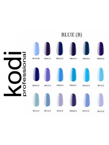 Blue  Kodi Gel Polish,  8 ml