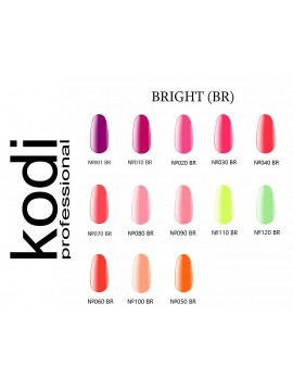 Neon Bright  Kodi Gel Polish,  8 ml