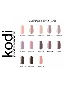 Cappuccino Kodi Gel Polish,  8 ml