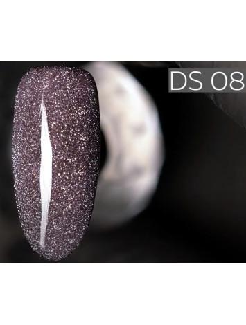 Kodi Gel Polish Diamond Sky №08DS,  7 ml
