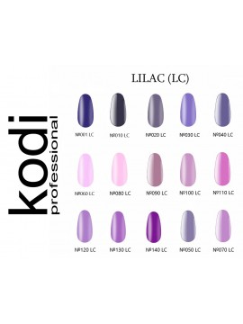 Lilac Kodi Gel Polish,  8 ml